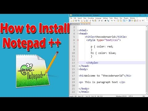 How to Download and Install Notepad++ on Windows 10