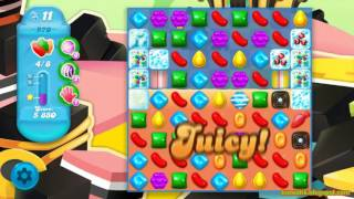 Candy Crush Soda Saga Level 970 (No boosters)