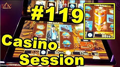 Casino Session #119 - The 80 Days Travel Merkur Spieltest | ENZ 2020
