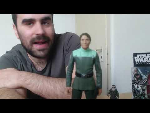 Heti videó: 06# Rogue One figurák részletesen 6.rész