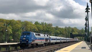 Metro North RR & Amtrak | Weekend Trains @ Scarborough (Hudson Line)