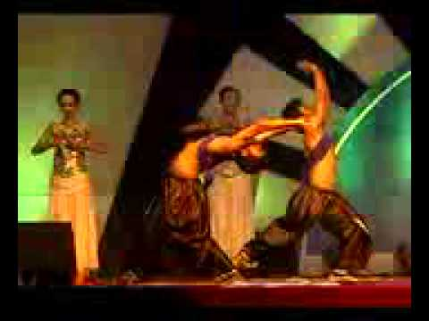 Patriotic Theme Jai Ho Mumbai Dance Troupe -Growing Three Entertainment Travel Video