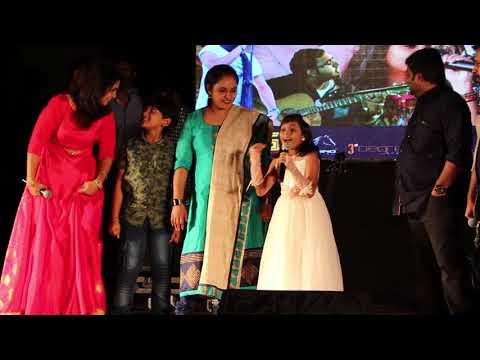 Uppum Mulakum Team    Dubai Stage Show - Shivani