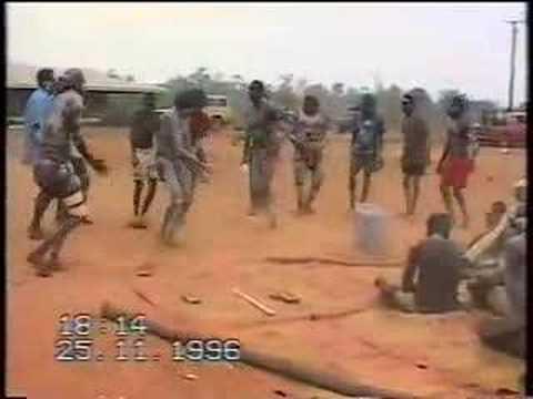 Goulburn Island Mamurrung ceremony, 1996