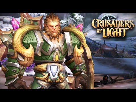 Akhirnya Bahasa Inggris! | Crusaders of Light [EN] Android MMORPG (Indonesia)