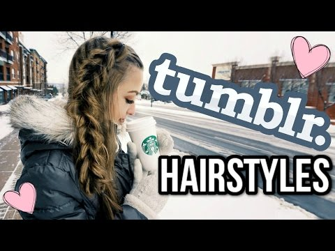 Cute Tumblr Hairstyles You Need To Try!