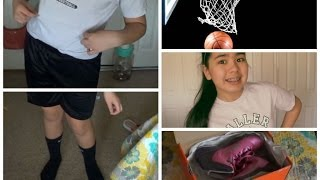 Get Ready with Me: Basketball Tryouts