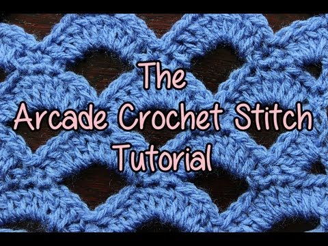 Crochet Stitch Rings Of Love : How to Crochet * Crochet Stitch Rings of Love Doovi