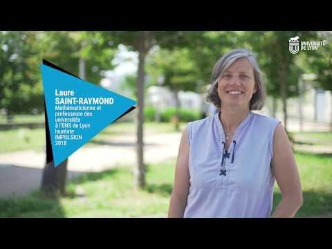 Lauréats IMPULSION 2018 - Laure Saint-Raymond