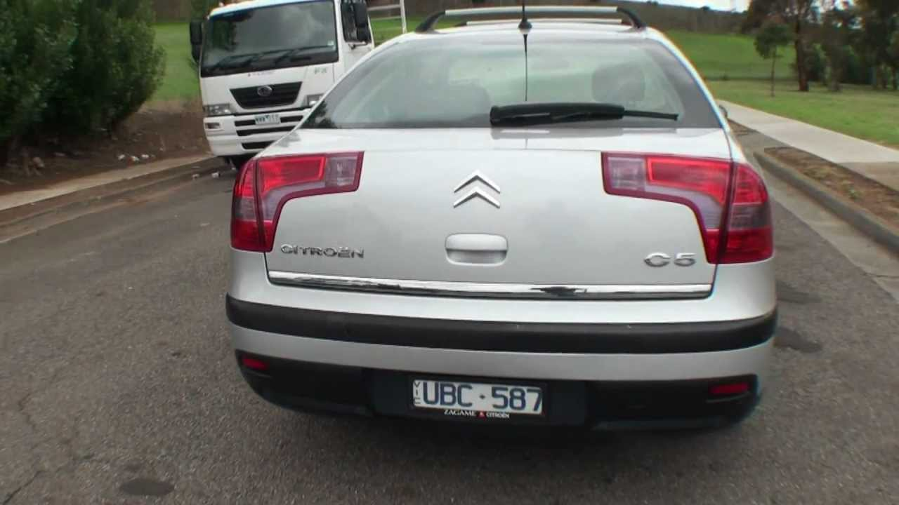 citroen c5 2006 walkaround youtube. Black Bedroom Furniture Sets. Home Design Ideas