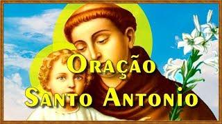 Oração Santo Antonio