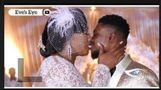 Jackie & Robert Wedding | African Wedding With Money Everywhere