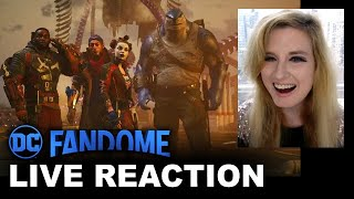 """Suicide Squad Kill the Justice League Story Trailer REACTION - """"Ticking"""""""