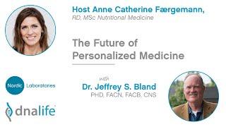 Jeffrey Bland, Ph.D.