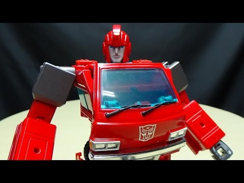MP-27 Masterpiece IRONHIDE: EmGo's Transformers Reviews N' Stuff