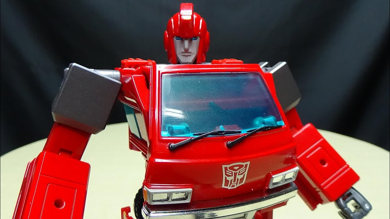 List Of Transformers >> MP-27 Masterpiece IRONHIDE: EmGo's Transformers Reviews N' Stuff - YouTube