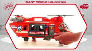Dickie mentőhelikopter játék