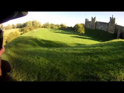 A Trip Out To Framlingham Castle