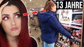 Sie nutzte es aus...13 Jährige kauft mein Make up im dm! luisacrashion