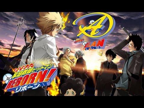 Clan Anime D. Reseña Katekyo Hitman Reborn!