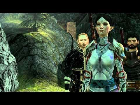 Dragon Age 2: Merrill Romance #15-3: A New Path: Way up the Sundermount