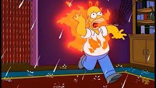 Los Simpson  ~ Especial de noche de brujas XII [1/2]