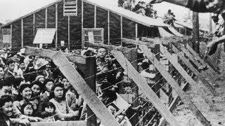 日本人の強制収容