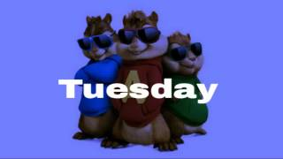 Alvin and the chipmunks Tuesday By Ilovemakonnen ft. Drake