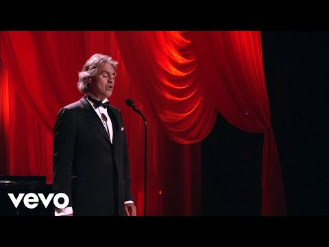 Andrea Bocelli - Ave Maria - Live From The Kodak Theatre, USA / 2009