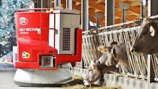 LELY VECTOR - Automatic Feeding System | ITALY