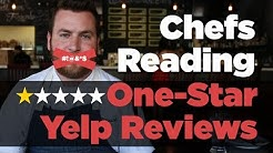 Popular Chefs Read 1-Star Yelp Reviews | FOODBEAST LABS