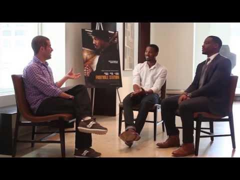 Michael B. Jordan and Ryan Coogler talk 'Fruitvale Station' with Matt Pais