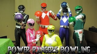 Mighty Morphin Power Rangers Bowling thumbnail