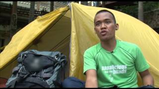 ULAT PANGMULAT: AMCI Mountaineering Club (Part 1)