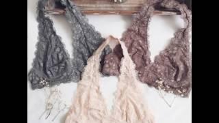 FASHION LINGERIE PLUS SIZE 2017 | FEMALE INNER CLOTHING