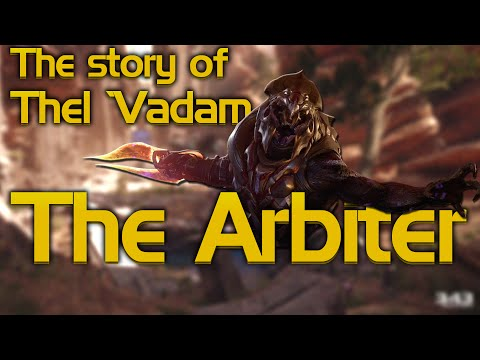 Halo 5: Guardians - The story of Thel 'Vadam | The Arbiter @toa_freak