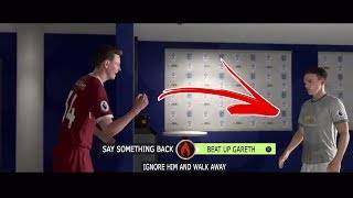 Fifa 18 danny williams vs gareth walker full fight! fifa 18 the journey 2 alex hunter vs gareth