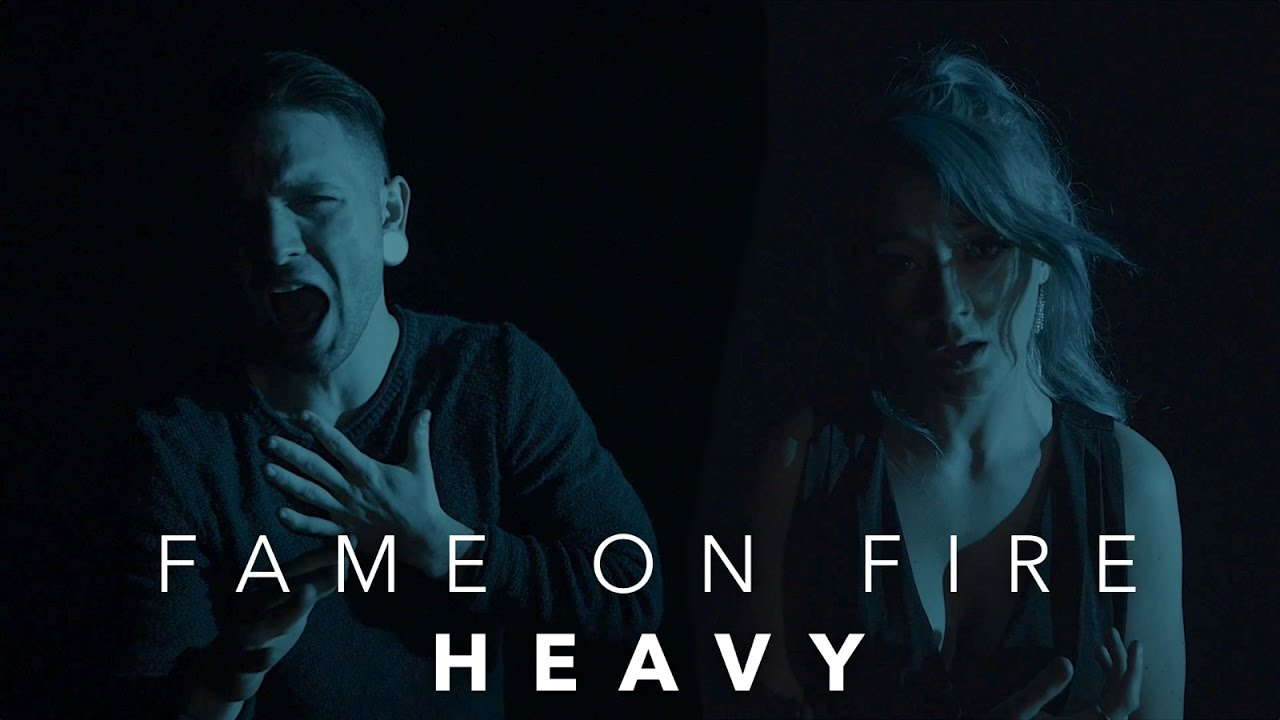 Download Fame On Fire - Heavy (Linkin Park Cover)
