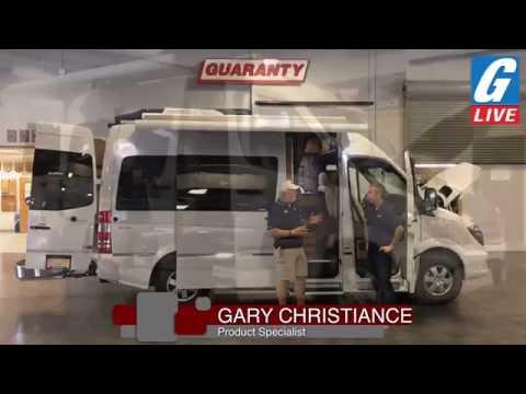 G-Live Presents: RV Innovations & NEW 2016 Roadtrek SS Agile camper van • Guaranty.com