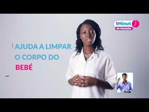 Um Minuto de Nutriçao - Colostro - Mozambique TV advert