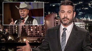 failzoom.com - Roy Moore Picked A Fight With Jimmy Kimmel, And He Lost BIG TIME