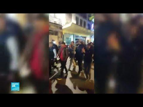 مظاهرات ليلية في الجزائر العاصمة ضد الانتخابات.. وقايد صالح يوجه نداء  - نشر قبل 1 ساعة
