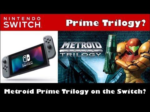 metroid trilogy
