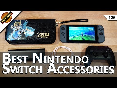 Best Nintendo Switch Accessories, Free Music Servers, Chocolatey Package Server, Soldering Irons!
