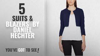 Top 10 Daniel Hechter Suits & Blazers [2018]: Daniel Hechter Women's Bolero Blazer