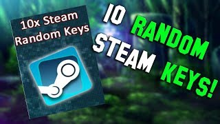 Steam Surprise - Random Steam Key | Kira