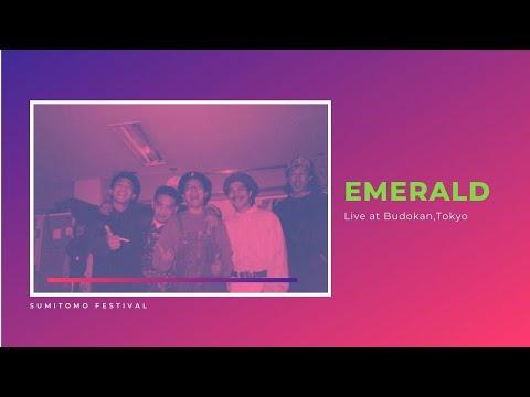 Emerald band - satu lagi - live at budokan,tokyo - ( official video )