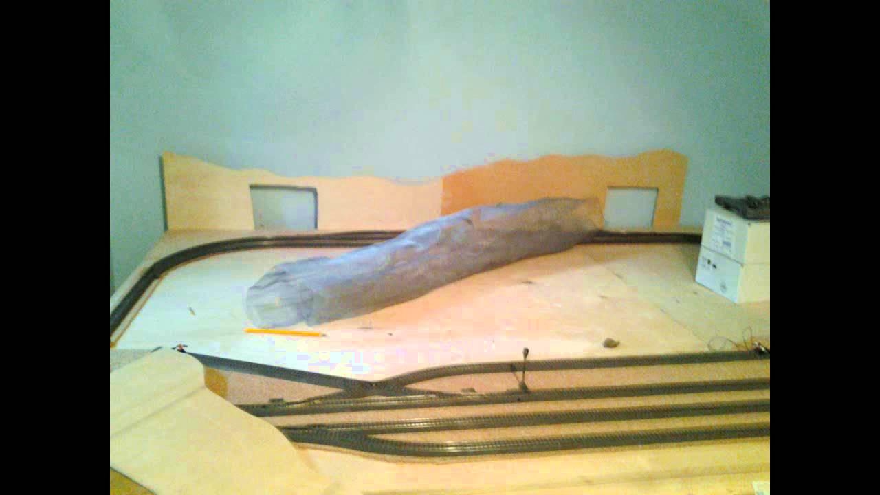 Ich Baue Eine Modellbahn In H0 Teil 3 Landschaftsbauer Und