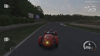 Forza Motorsport 7 - 1948 Ferrari 166 Inter Sport Gameplay