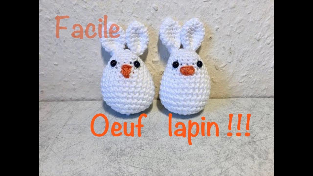 Tutoriel PDF en FRANCAIS/ANGLAIS lapin ballerine au crochet ... | 720x1280